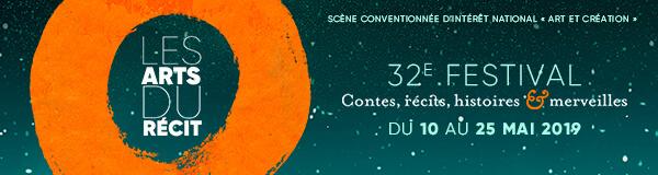 Festival arts récit 2019