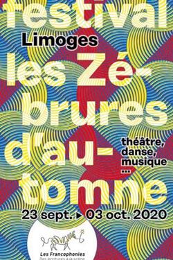 Festival zebrures d'automne