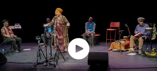 Vidéo plateau d'artistes 10 mai