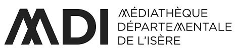 Logo médiathèque départementale