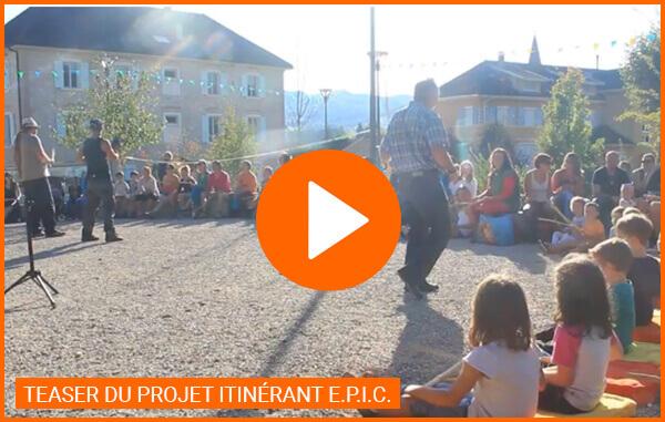 Teaser Projet EPIC