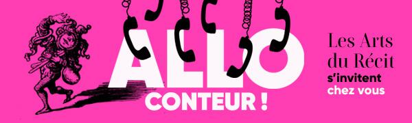 Allo Conteur Arts du Récit