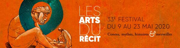 Festival des Arts du récit 2020